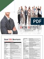 excel 300 shortcut.pdf