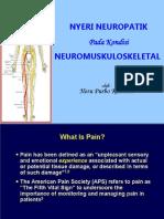 Nyeri Muskuloskeletal Dan Neuropatik