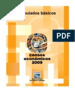 censos economicos 2009