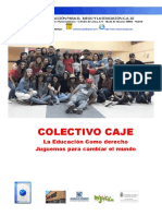Dossier Presentación Caje 2017 Con Ideario