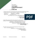 E-W Rate Analysis by Machine-2064-065