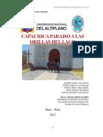 Monografia Seguridad y Defensa Nacional Capachica