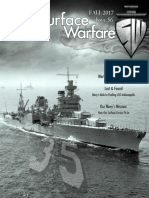 Surface Warfare Fall 2017