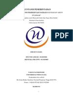Siklus Akuntansi Pemerintahan Daerah Dan Bagan Akun Standar