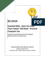 Skill Book 2010