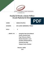 Formas de Estado y Del Gobierno en La Comunidad Internacional y Contemporánea