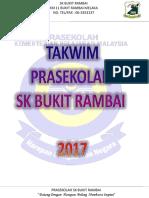 Takwim Pra Skbr 2018
