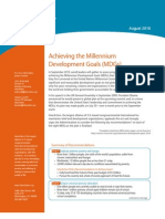 MDG Fact Sheet 080510