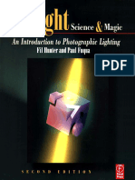 Science and Magic, Light