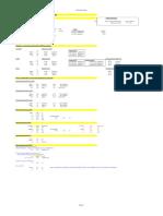 17676170 Tabela Para Calculo Direto de Estacao de Tratamento de Esgoto