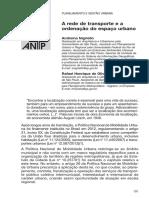 Andreina Nigriello - Planajamento Urbano e Transporte