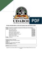 Control de los residuos generado en el mercado 4 de noviembre