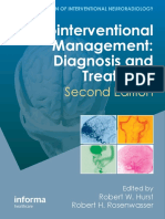 Neurointerventional Management - Diagnosis and Treatment 2ed.