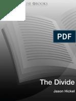 The Divide - Jason Hickel