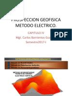 MÉTODOS Electrico Ohm