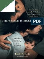 The World is Bigger Now by Euna Lee - Excerpt