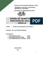 1. 0 Informe del trabajo de Diseño de Maquinas Electricas II.docx