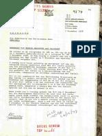 3. PW Botha Message to Weizman