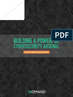 Building Powerful Security Arsenal
