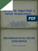 (Exsa) Seguridad.explosivos