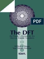 Briggs the DFT