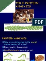3. Analisis Protein Makanan BBB
