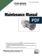 Brake Motor Manual E_MM0202E