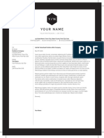 Resume - Brice US Letter