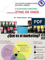 Marketing en Vinos