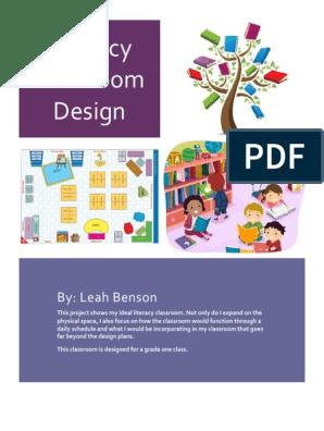 literacy classroom design final 2 0   Classroom   Literacy