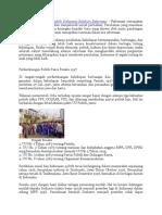 Kondisi Ekonomi Dan Politik Indonesia Sebelum Reformasi