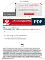 Seletor de Jornal _ Editando Edanz