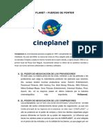 Fuerzas de Porter - Cineplanet
