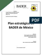 Plan estratégico DE UNA EMPRESA