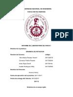 Informe de Física I Nº6 Parte 1