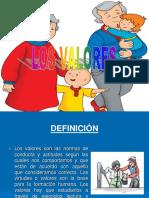 9.- Los Valores