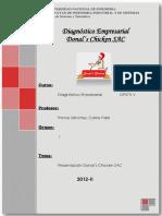 203029759 Diagnostico Empresarial Trabajo 1