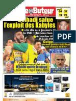 LE BUTEUR PDF du 31/08/2010