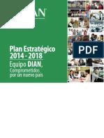 DocumentoPlanEstrategicoDIAN20142018_17042016