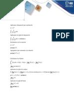 Ejercicios Calculo Integral Unidad 2