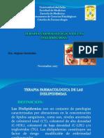 Tratamiento Dislipidemia 2017