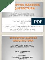 conceptosbasicosarquitecturallanoscardona-120812222415-phpapp01