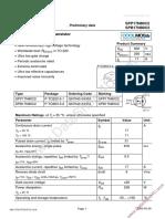 17N80C2 Infineon Technologies