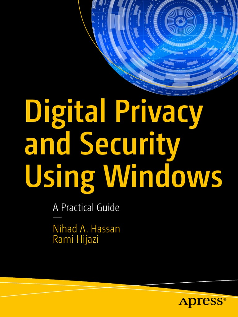 Digital Privacy Security Using Windows   Online Safety