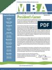 National Mitigation Banking Association Summer 2010 Newsletter