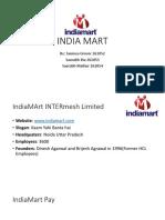 India Mart New