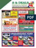 Steals & Deals Southeastern Edition 12-7-17