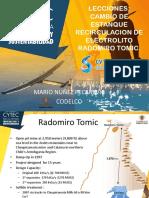 Cambio de Estanque de Recirculación de Electrolito RT