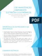 Técnicas de Manutenção Em Sistemas Elétricos e Eletrônicos