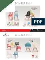 Catalogo SILLAS ECUADOR